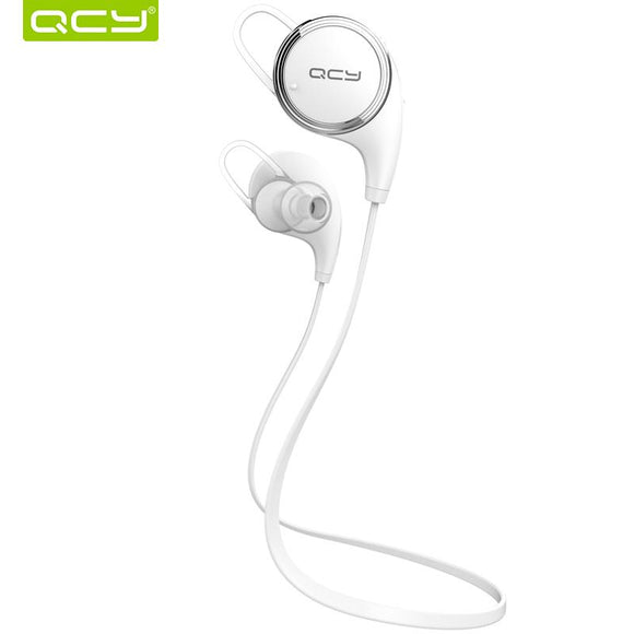 QCY QY8 sports earphones wireless bluetooth 4.1 headphones stereo sweatproof headset AptX HIFI with Mic calls mp3 music earbuds - DRE's Electronics and Fine Jewelry: Online Shopping Mall