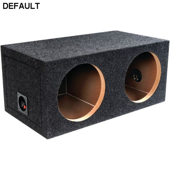 Atrend(R) E10D BBox Series Dual Sealed Bass Box (10