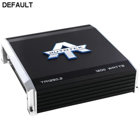 Autotek(R) TA 1250.2 TA Series 2-Channel Class AB Amp (1,200 Watts) - DRE's Electronics and Fine Jewelry: Online Shopping Mall