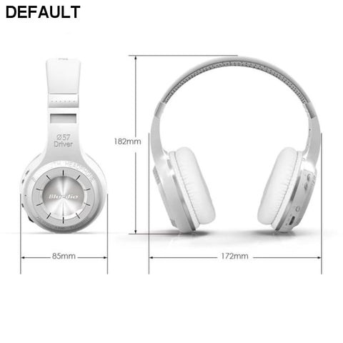 Bluedio Turbine Hurricane H Bluetooth 4.1 Wireless Stereo Headphones Headset - DRE's Electronics and Fine Jewelry: Online Shopping Mall