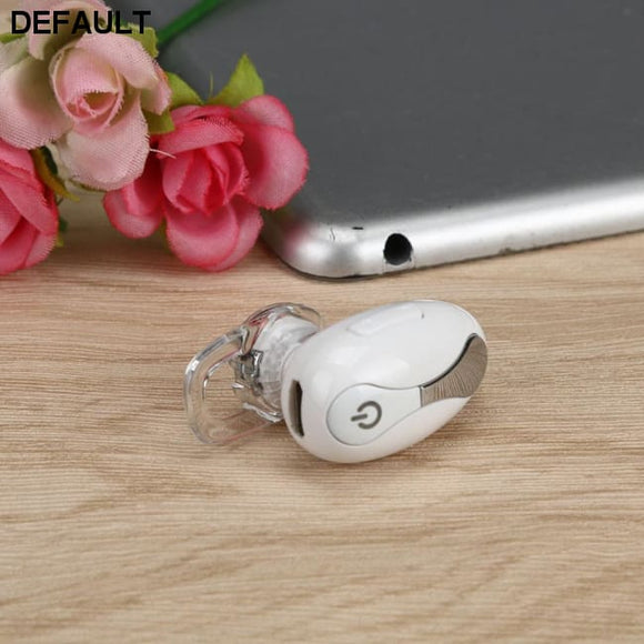 Bluetooth 4.1 Mini In-Ear Wireless Sport Earbuds Headset Stereo Earphone WH - DRE's Electronics and Fine Jewelry: Online Shopping Mall