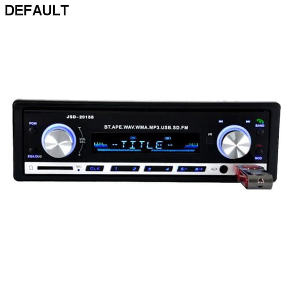 Bluetooth Car Stereo Audio FM Aux Input Receiver SD USB MP3 Radio - DRE's Electronics and Fine Jewelry: Online Shopping Mall