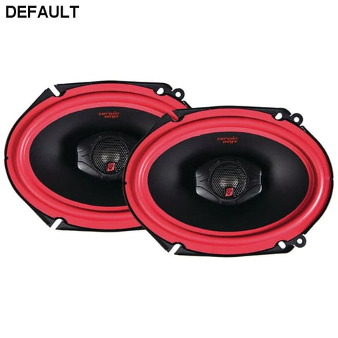"Cerwin-Vega(R) Mobile V468 Vega Series 2-Way Coaxial Speakers (6"" x 8"", 400 Watts max) - DRE's Electronics and Fine Jewelry: Online Shopping Mall"