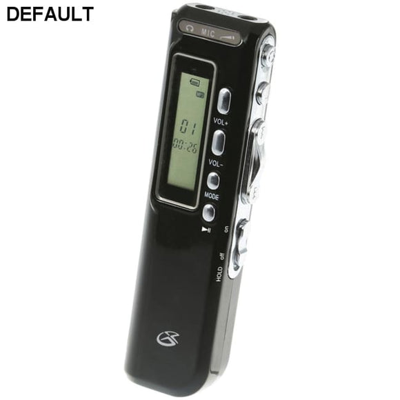 GPX(R) PR047B MP3 Digital Voice Recorder - DRE's Electronics and Fine Jewelry: Online Shopping Mall