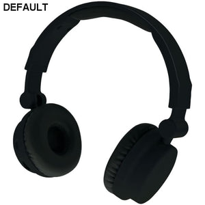 iLive iAHBT45B Wireless-Touch Headphones with Microphone (Black)