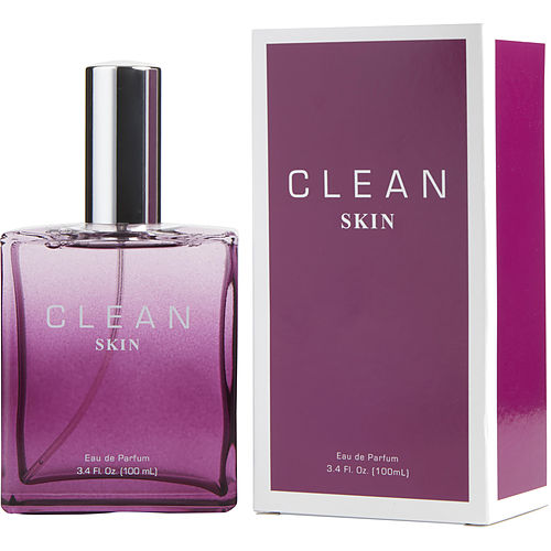 CLEAN SKIN by Clean EAU DE PARFUM SPRAY 3.4 OZ