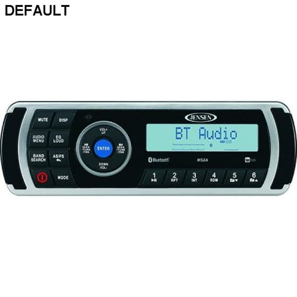 Jensen MS2ARTL AM/FM/USB Bluetooth Stereo - DRE's Electronics and Fine Jewelry: Online Shopping Mall