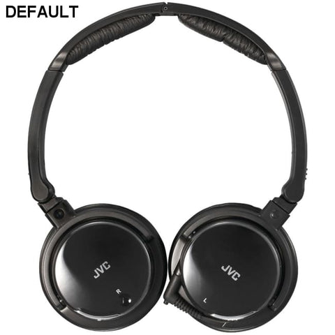 JVC(R) HANC120 Noise-Canceling Headphones with Retractable Cord - DRE's Electronics and Fine Jewelry: Online Shopping Mall