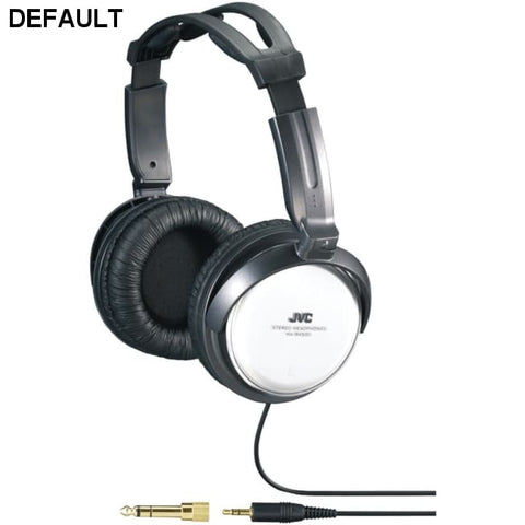 JVC(R) HARX500 Full-Size Headphones - DRE's Electronics and Fine Jewelry: Online Shopping Mall