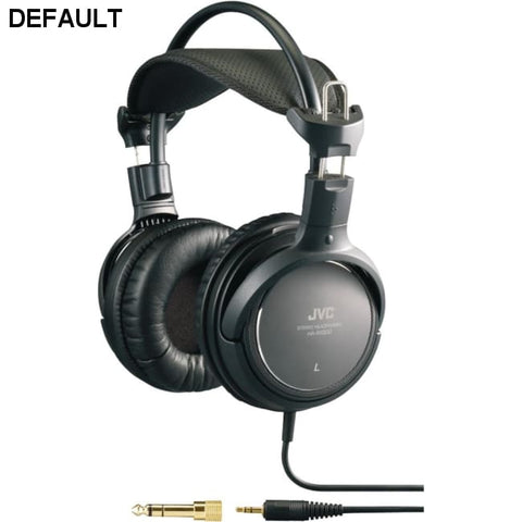 JVC(R) HARX900 Dynamic Sound High-Grade Full-Size Headphones - DRE's Electronics and Fine Jewelry: Online Shopping Mall