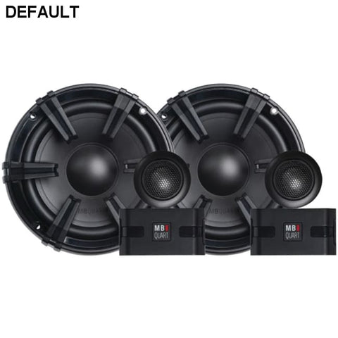 "MB Quart(R) DC1-216 Discus Series 6.5"" 90-Watt Component Speaker System with 1"" Tweeters - DRE's Electronics and Fine Jewelry: Online Shopping Mall"