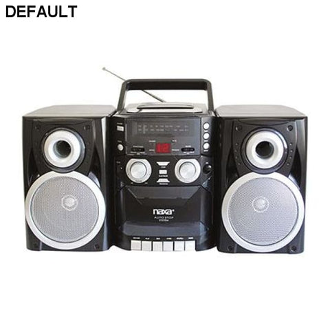 Mini AM/FM/CD/Cassette Recorder - DRE's Electronics and Fine Jewelry: Online Shopping Mall