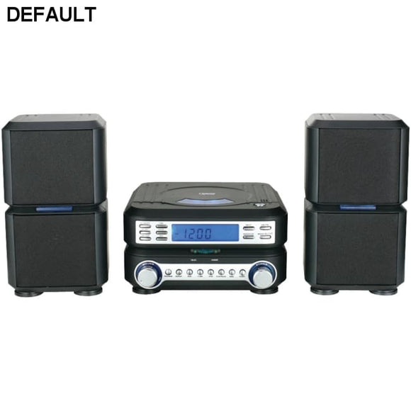 Naxa(R) NSM438 Digital CD Micro System with AM/FM Radio - DRE's Electronics and Fine Jewelry: Online Shopping Mall