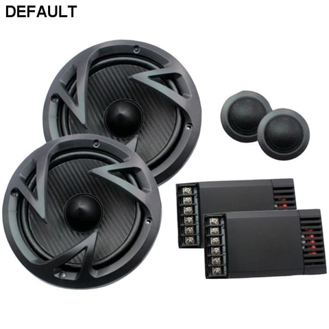 "Power Acoustik(R) EF-60C Edge Series 6.5"" 500-Watt 2-Way Component Speaker System - DRE's Electronics and Fine Jewelry: Online Shopping Mall"