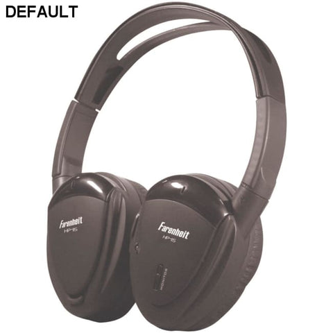 Power Acoustik(R) HP-11S 1-Channel Wireless IR Headphones - DRE's Electronics and Fine Jewelry: Online Shopping Mall