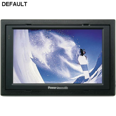 "Power Acoustik(R) PT-700MHR 7"" Cut-in Widescreen Headrest Monitor - DRE's Electronics and Fine Jewelry: Online Shopping Mall"
