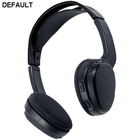 Power Acoustik(R) WLHP-200 2-Channel Wireless IR Headphones - DRE's Electronics and Fine Jewelry: Online Shopping Mall