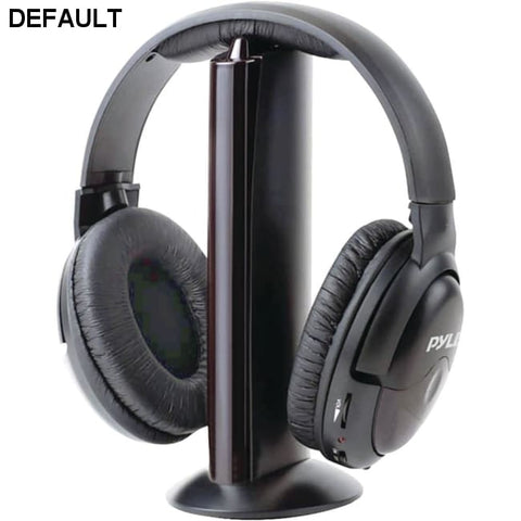 Pyle Pro(R) PHPW5 Professional 5-in-1 Wireless Headphone System with Microphone - DRE's Electronics and Fine Jewelry: Online Shopping Mall