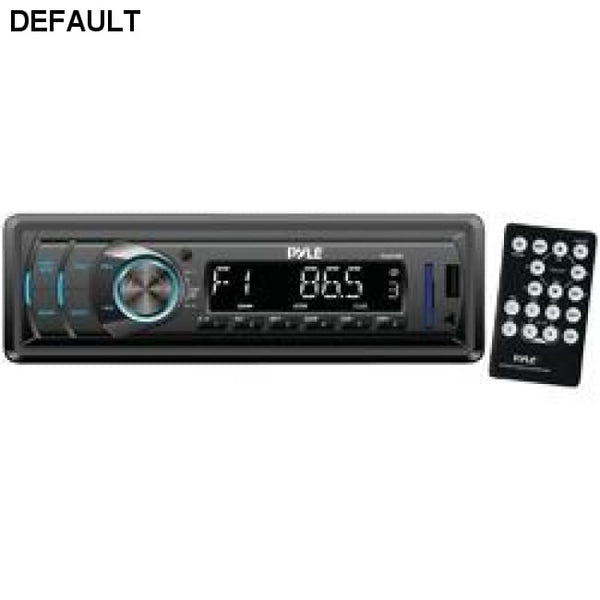 Pyle(R) PLR34M Single-DIN In-Dash Mechless AM/FM Receiver - DRE's Electronics and Fine Jewelry: Online Shopping Mall