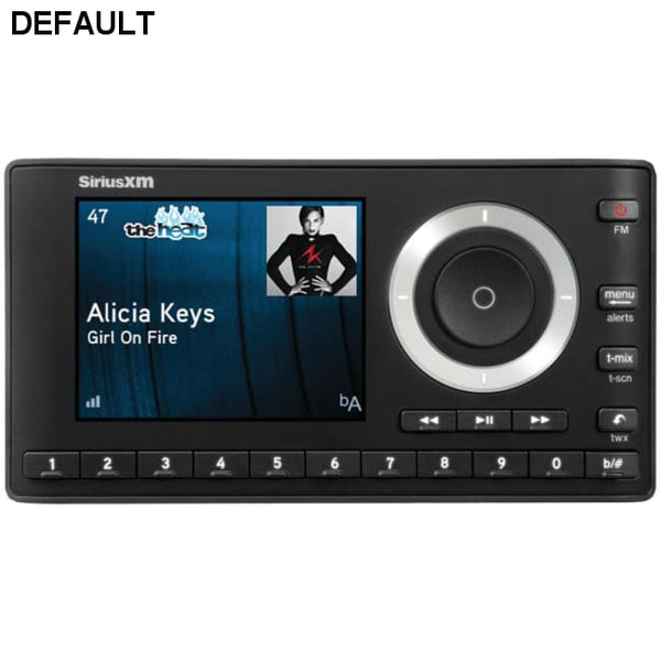SiriusXM(R) XPL1H1 Onyx Plus with Home Kit