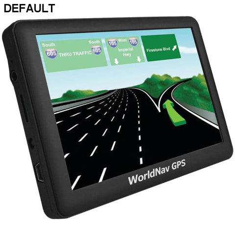 "TeleType Co. 588060 WorldNav 5880 High-Resolution 5"" Truck GPS with Bluetooth(R) - DRE's Electronics and Fine Jewelry: Online Shopping Mall"