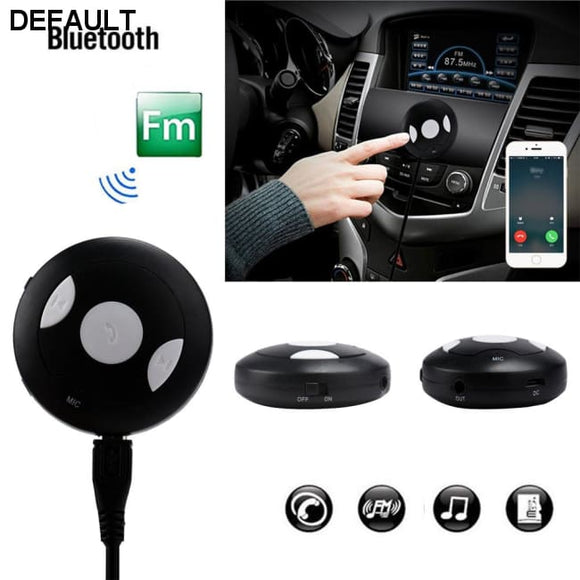 TS-BT35A09 Car Bluetooth V4.1 Handsfree Car Kit Bluetooth Music Receiver - Black - DRE's Electronics and Fine Jewelry: Online Shopping Mall