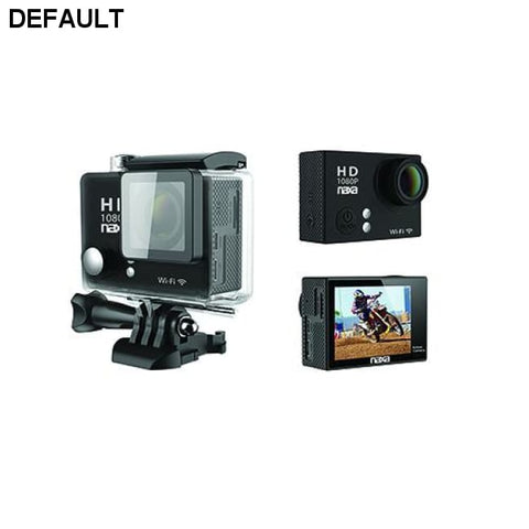 Waterproof HD 1080p Action Cam w/ Wifi - DRE's Electronics and Fine Jewelry: Online Shopping Mall