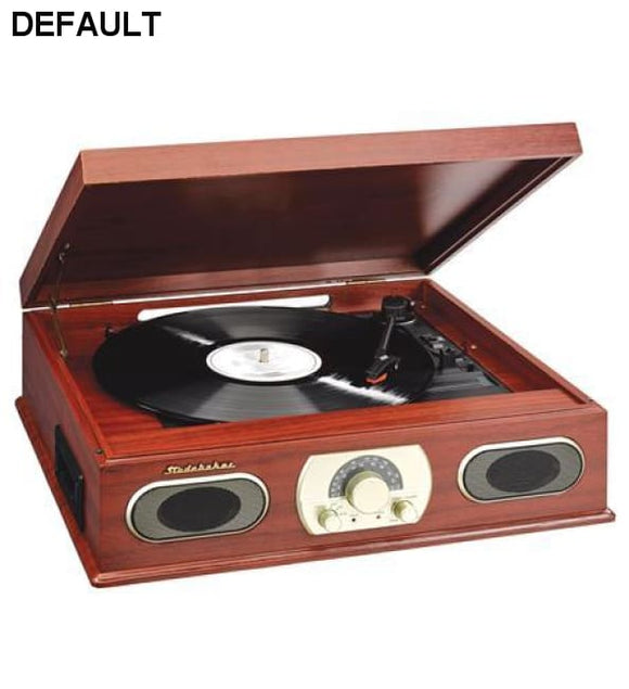Wooden Turntable with AM/FM and Cassette - DRE's Electronics and Fine Jewelry: Online Shopping Mall