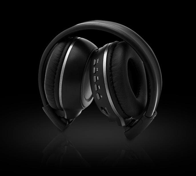 3.0 Stereo Bluetooth Wireless Headset/Headphones With Call Mic/Microphone