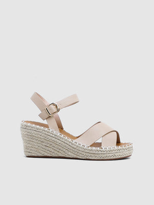 Ashton Wedge Sandals