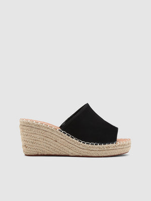 Brooke Wedge Slides