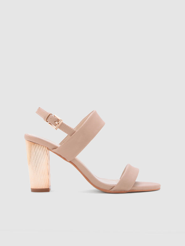 Chandler Heel  Sandals