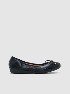 Heather Flat  Ballerinas