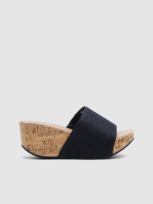 Hillary Wedge Slides
