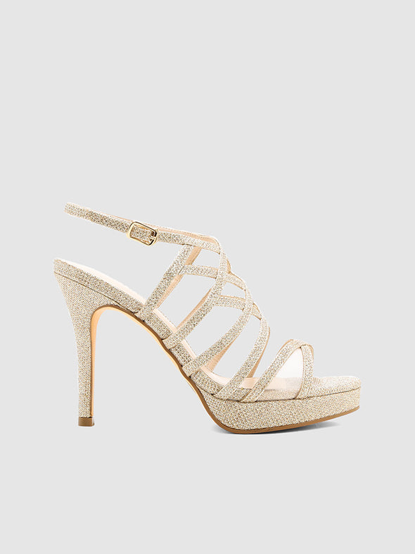 Jaclyn Heel Sandals