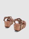 Jannah Wedge Sandals