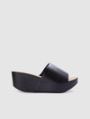 Kara Wedge Slides