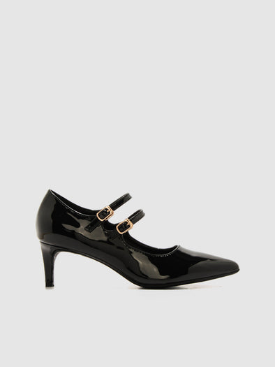 Karla Heel Pumps