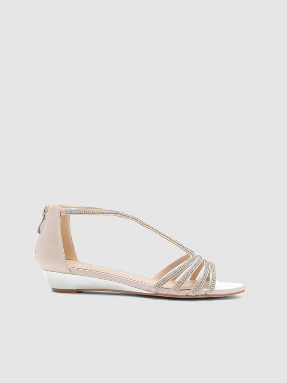 Lucy Wedge Sandals
