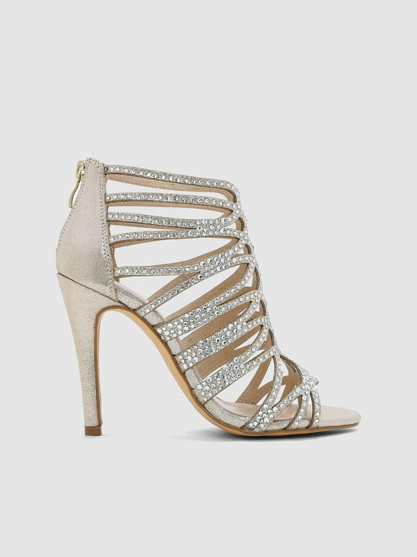 Margot Heel Sandals
