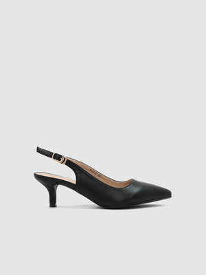 Mariz Heel Pumps