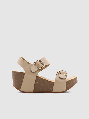 Nathan Wedge Sandals