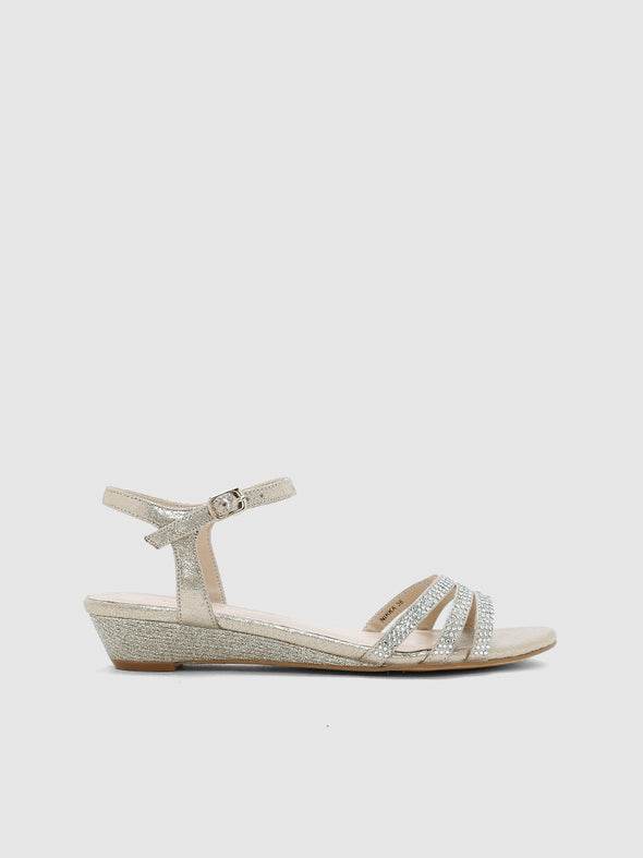 Nikka Wedge Sandals