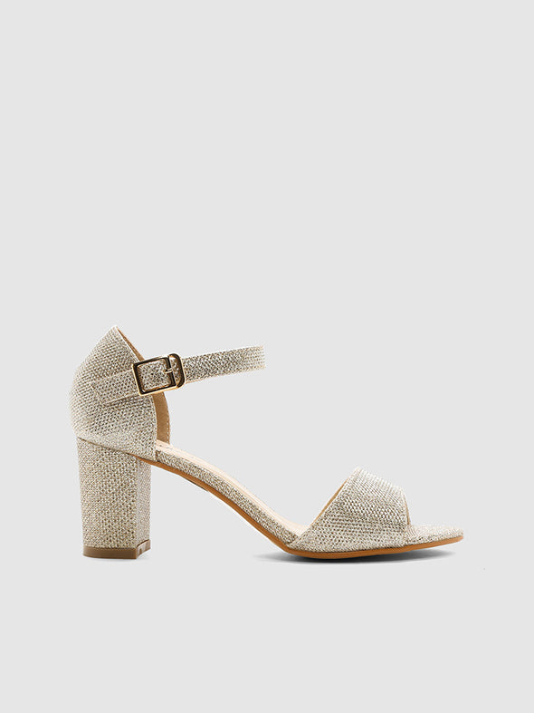 Paolo Heel Sandals