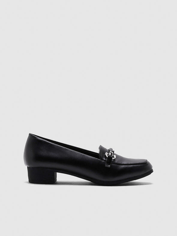 Patrice Heel Loafers