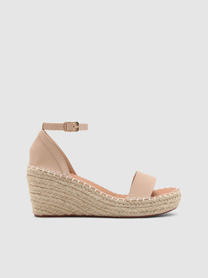 Sevy Wedge Sandals