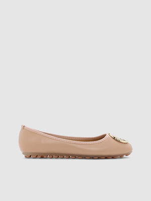 Winter Flat  Ballerinas