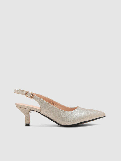 Zaira Heel Pumps