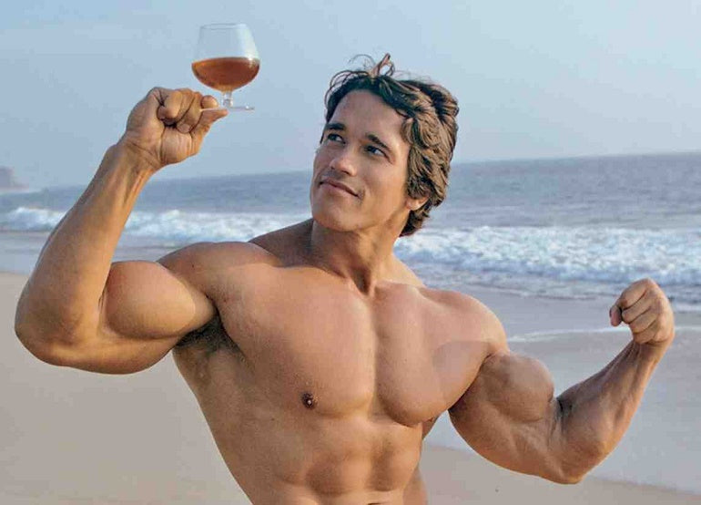 Does drinking after fitness really affect muscle gain?