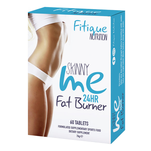 Fitique Skinny Me 24 Hourly Night Fat Burner (30 Next Day/30 Nights)